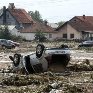 20 Die in Macedonia Flood