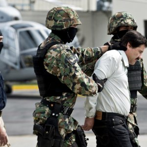 Mexican Drug Lord Moved to Jail Near US Border