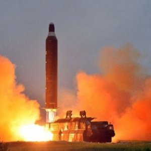S. Korea, US and Japan in 1st Joint Missile Drill