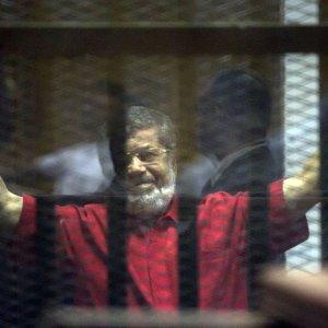 Life Sentence for Egypt Ex-President Morsi