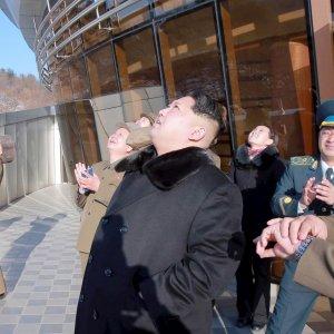 N. Korea Missile Launch Lands Near Japan Waters