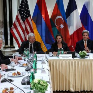 Armenia, Azerbaijan Agree to Respect Ceasefire
