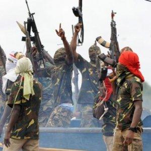 Nigeria Arrests Suspected Oil Militants
