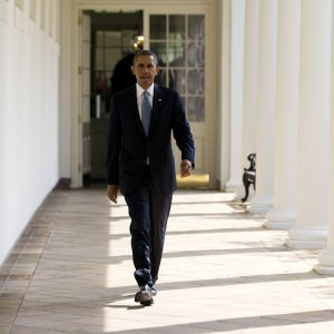 Obama Not Shifting  Toward Strikes on Assad