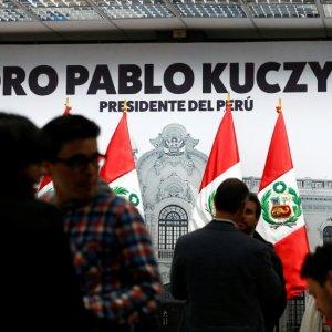 Peru's Kuczynski Beats Fujimori in Near-Final Vote Count