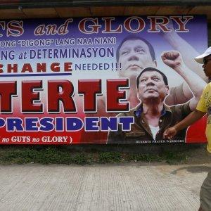 Philippine President-Elect Backs Capital Punishment