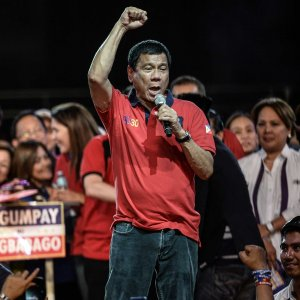 Hardliner Duterte Wins Philippines Presidency