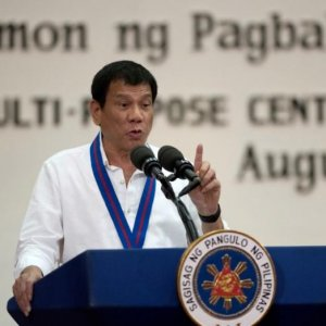 Philippines' Duterte Threatens to Quit UN