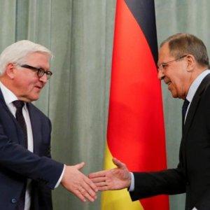 Lavrov, Steinmeier to Meet  on Ukraine, Syria