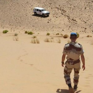 UN Votes to Extend Mandate in Western Sahara