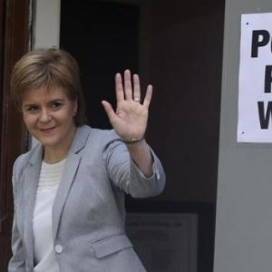 Scottish Leader Wants New Independence Vote