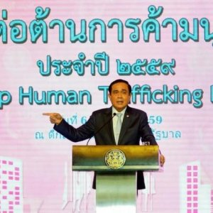 US to Upgrade Thailand in Annual Human Trafficking Report