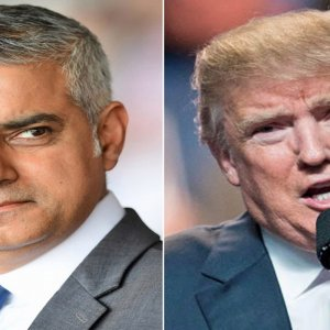 "Trump Would Make ""Exception"" for Sadiq Khan"