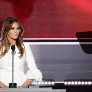 Trump's Wife Denies Visa Rule Break