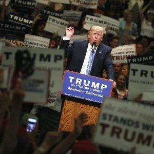 Trump Wins Enough Delegates for Nomination