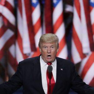 "Trump Says Hillary Clinton Is ""The Devil"""