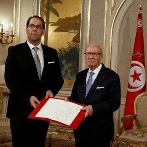 Chahed Announces New Tunisia Gov't