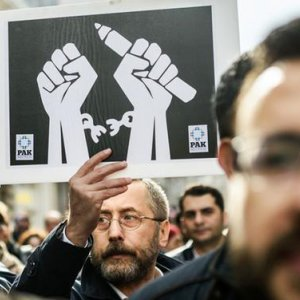 Turkey Detains Journalists on Terror Charges