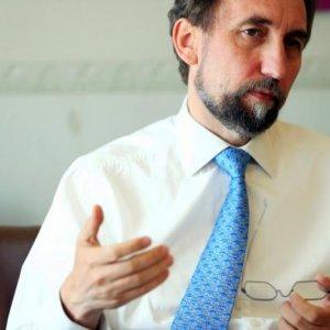 Turkey Slams UN Rights Boss for Remarks