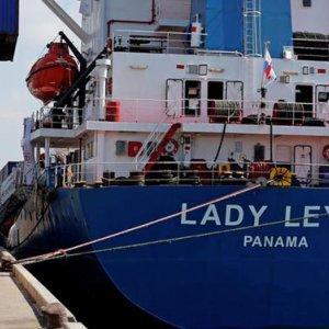 Turkish Ship Carries Aid to Gaza Via Israel