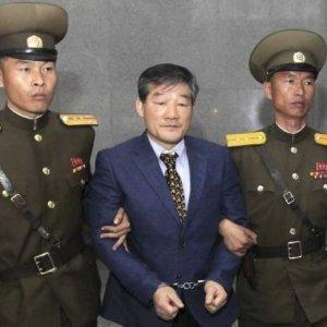 N. Korea Sentences US Man for Spying