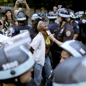 Snipers Kill 5 US Police at Protest
