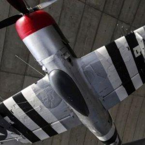 WW2 Plane Crashes Into  New York River