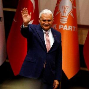 Yildirim Is New Turkey PM
