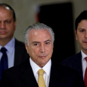 Brazilians Want Temer Until 2018