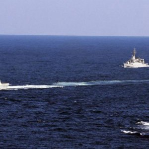 China's Drills Not Aimed at Specific Target