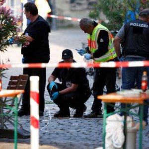 Syrian Asylum Seeker Blows Himself Up in Germany