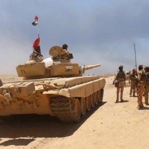 Iraqi Forces Advancing on Mosul