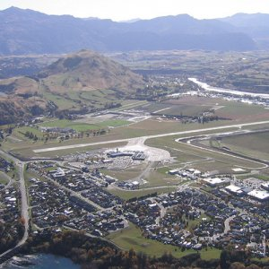 New Zealand Airport Evacuated
