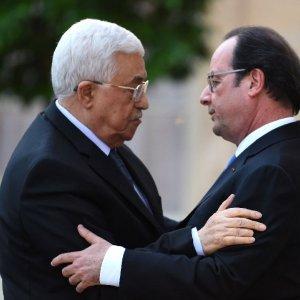 France Promises to Lead Israel-Palestine Talks