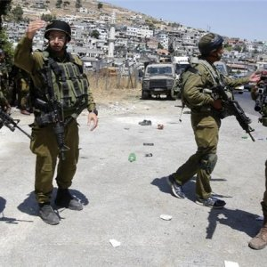 Palestinian Child Killed in  West Bank Clashes
