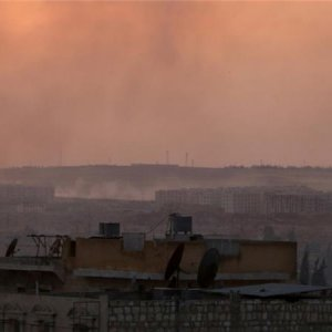 """Militant-Held Areas of Aleppo """"Completely Besieged"""""""