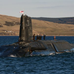 UK to Renew Trident Nuclear Weapons System