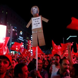 Turkey Widens Post-Coup Purge
