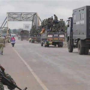 Ugandan Army Evacuates Citizens From S. Sudan