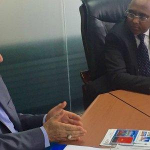 Tehran, Nairobi Agree to Enhance Trade Ties