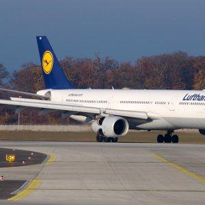 Lufthansa Restarts Munich-Tehran Flight
