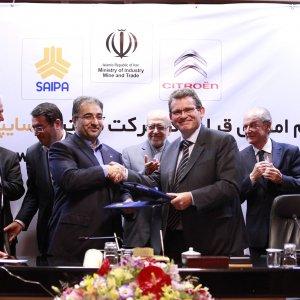 PSA-SAIPA Deal for  Citroen Production in Iran