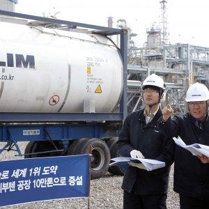 S. Korean Firms Eye  Multibillion Dollar Deals