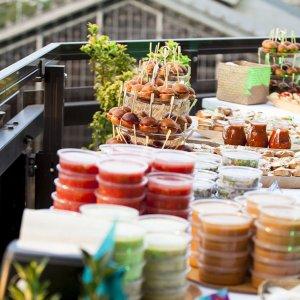 Top Austrian Caterer Opens in Tehran