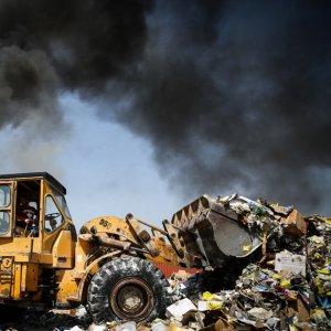 Largest Contraband Haul Destroyed
