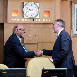 Tehran-Vienna Transport Commission Convenes