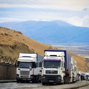Border Transit With Turkey Normalizes