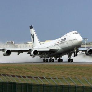 EU Lifts Iran Air Ban  After Boeing Deal