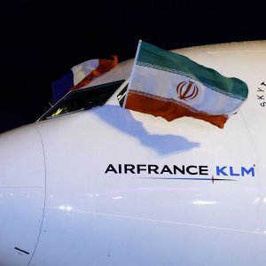 More Foreign Flights Using Iran's Airspace