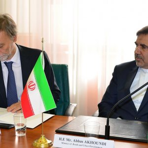 Italy Gears Up for €4b Iran Rail Project